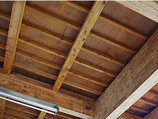 木造大断面大空間住宅
